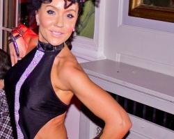 Go Go Tänzerinnen auf Ü 30 Party im Undosa Starnberg